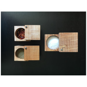 JK Custom Furniture — Berkshires: Salt Cellar