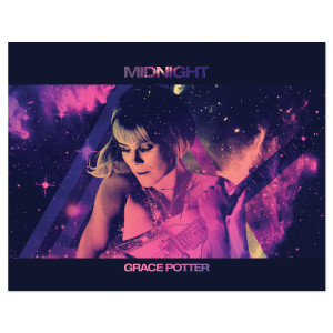Grace Potter - Midnight Litho