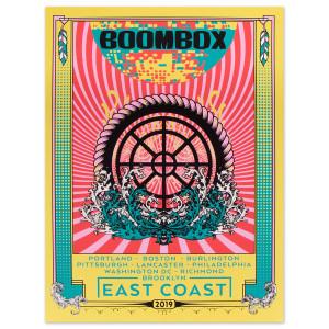 2019 East Coast Tour Poster