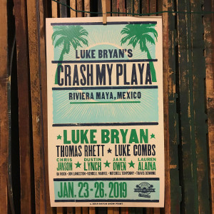 Crash My Playa 2019 Poster