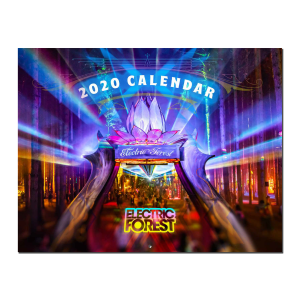 Holiday Capsule 2020 Calendar