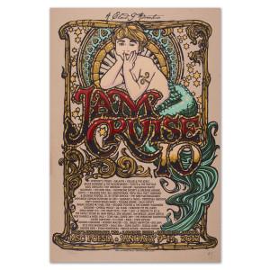 Jam Cruise 10 Mermaid Poster