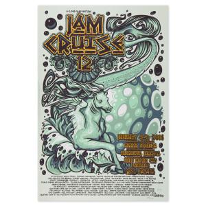 Jam Cruise 12 Pegasus Poster