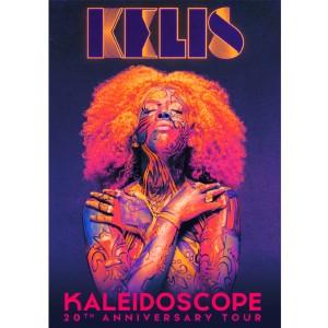Kaleidoscope Tour Poster