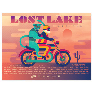 Lost Lake 2017 Event Poster