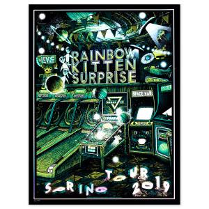 2019 Tour Poster