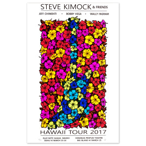 SKF Hawaii Tour Poster