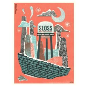 Sloss Music & Arts Festival 2018 Event Poster