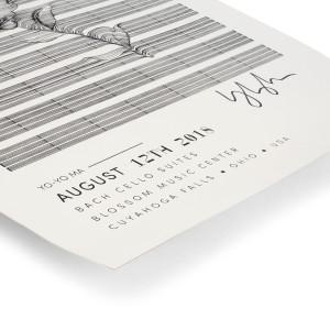 Blossom Music Center 2018 Poster (signed)