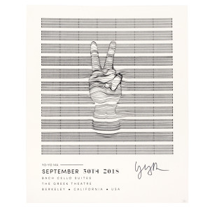 The Greek Theatre 2018 Poster (signed)