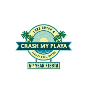Crash My Playa 2019 Die Cut Sticker