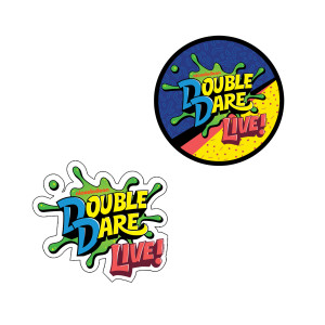 Double Dare Live Sticker Pack