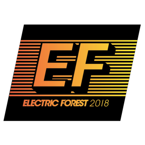 EF Logo Sticker