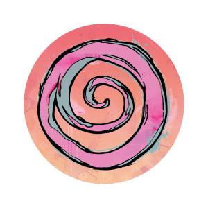 Sticker - Pink