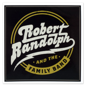 Robert Randolph and the Family Band Sticker