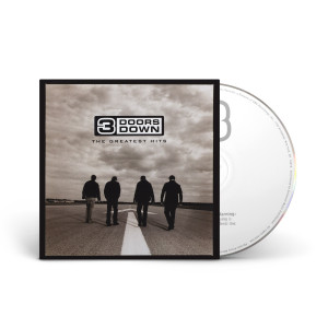 3 Doors Down Greatest Hits CD