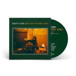 Keep 'Em On They Toes CD