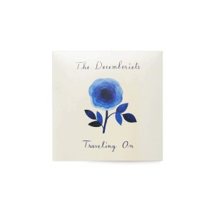 The Decemberists 'Traveling On' EP CD