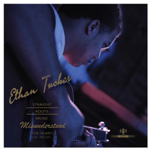 Ethan Tucker <i>Misunderstood</i> CD