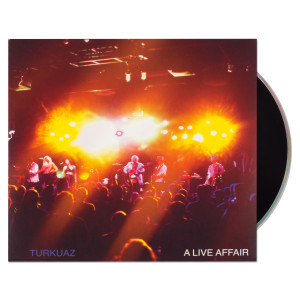 A Live Affair CD