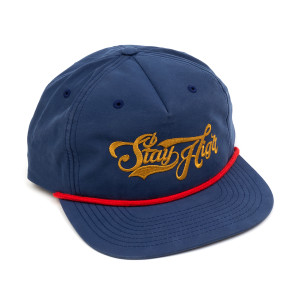 Stay High Snapback Hat