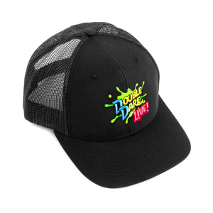 Double Dare Live Trucker Hat