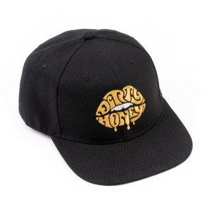 Lips Flat Brim Hat