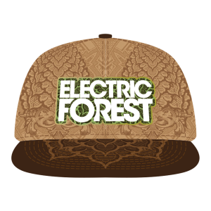 Grassroots CA Custom Brown Leather Hat