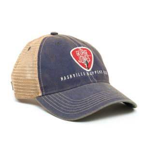 George Jones Embroidered Legacy Hat