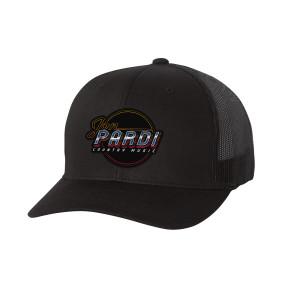 Chrome Logo Trucker Hat