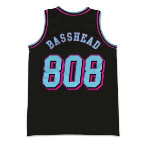 Bass Head 808 Basketball Jersey