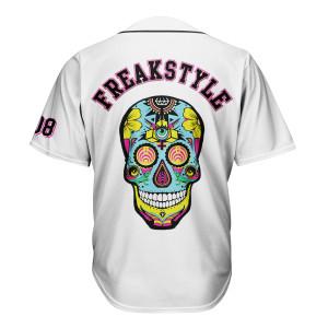 Freakstyle 2019 Event Baseball Jersey