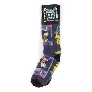 Diverse Systems of Throb Socks