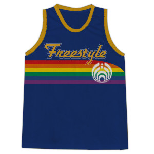 Freestyle Sessions '18 Basketball Jersey