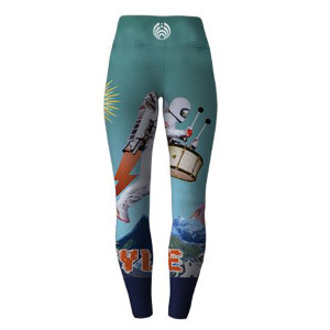 Wildstyle Leggings