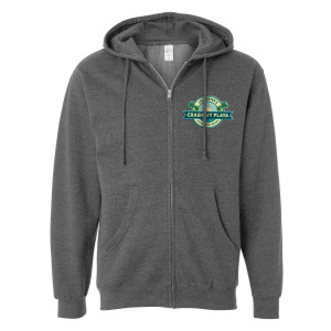 Crash My Playa 2019 Unisex Thick Hoodie