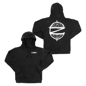 CloZee Logo Black Pullover
