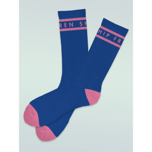 Frenship Crew Socks - Royal