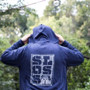 Sloss Music & Arts Festival 2015 Hoodie