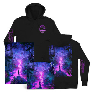 Neon Jungle Download + Hoodie + Poster Bundle