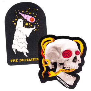 The Decemberists Sticker Pack
