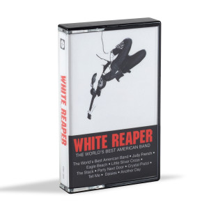 White Reaper – World's Best American Band Cassette