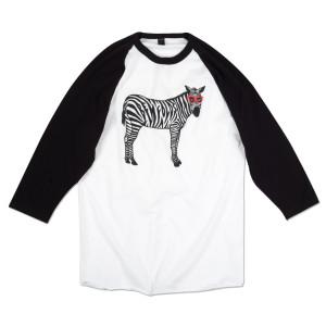 Ben Folds Cool Zebra Raglan