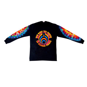 You Have the Power To Change Things Tie Dye