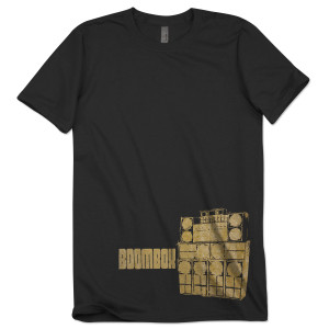 Black BoomBox