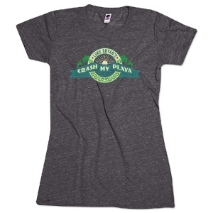 Crash My Playa 2015 Women's T-Shirt