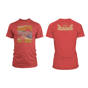 2018 Crash My Playa T-Shirt - Design