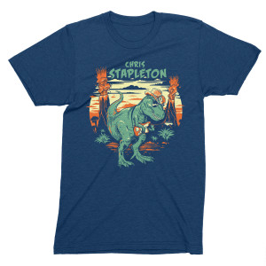The T Rex Kids Tee