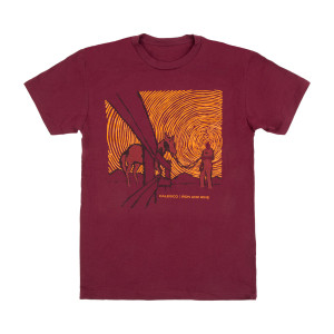 Calexico and Iron & Wine In The Reins Tee