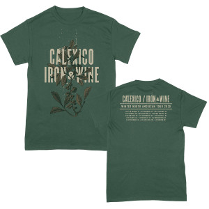 Calexico and Iron & Wine 2020 Winter Tour Tee